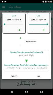 Juz Amma (Suras of Quran) 2.2.2 Screenshots 4