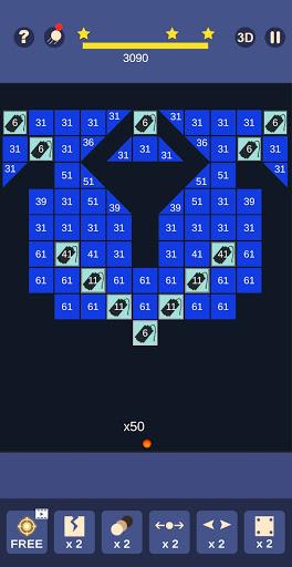 Bricks and Balls - Bricks Breaker Crusher screenshots 4