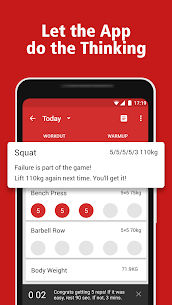 Stronglifts 5×5 (Pro) 2