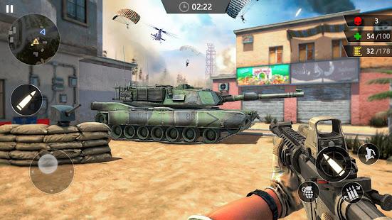 Gun Strike: Modern 3D FPS - Offline Shooting Game 2.0.7 screenshots 2