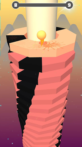 Helix Stack Ball Games : Jump Bouncing Balls 3D 1.36 screenshots 2