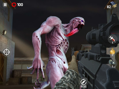 Image For Dead Fire: Zombie shooting Versi 1.3.3.7 11