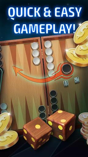 Backgammon Tournament  screenshots 12