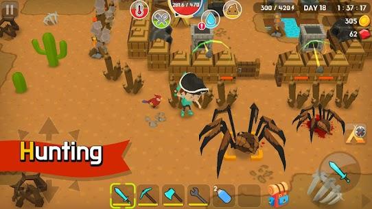 Mine Survival 2.2.1 Apk + Mod 4