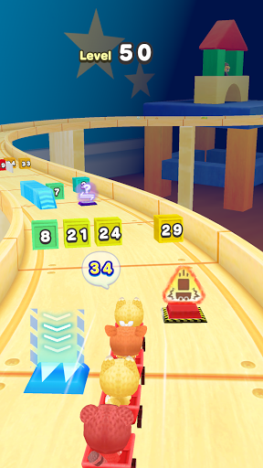 Hatsune Miku Amiguru Train 1.0.1 screenshots 7