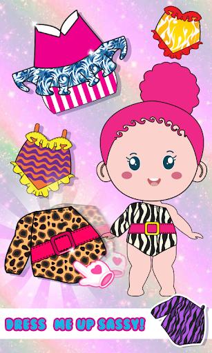Chibbi dress up : Doll makeup games for girls 1.0.2 screenshots 19