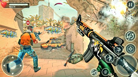 Bravo Shooter: Gun Fire Strike Mod Apk 1.49 (A Lot of Money) 2
