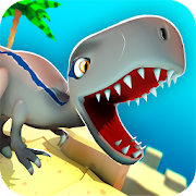Dinos World Jurassic: Alive Indoraptor Park Game