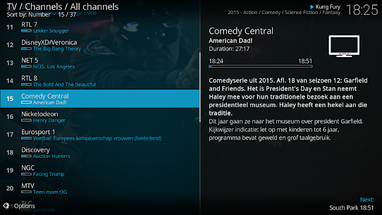 Kodi APK 19.1 Download For Android 5