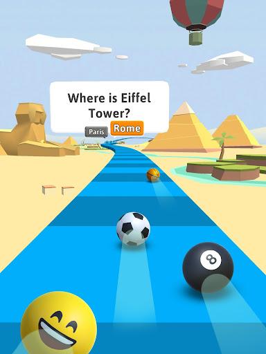 Trivia Race 3D - Roll & Answer screenshots 5