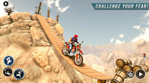 Bike Stunt 3 Drive & Racing Games - Bike Game 3D Apkfinish screenshots 11