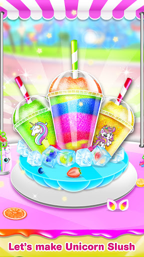 Unicorn Ice Slush Maker 14 Screenshots 5