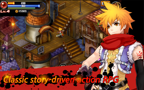 Mystic Guardian PV: Old School Action RPG Screenshot