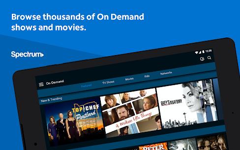 Spectrum TV App for PC / Window Free Download 6