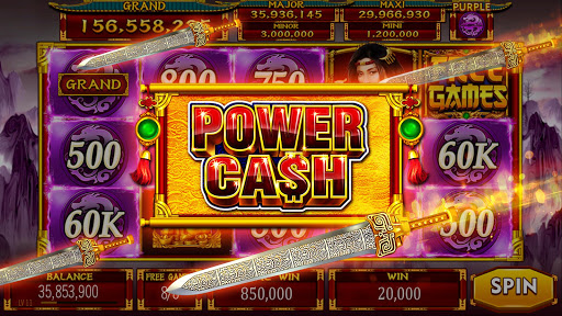 Thunder Jackpot Slots Casino - Free Slot Games  screenshots 6