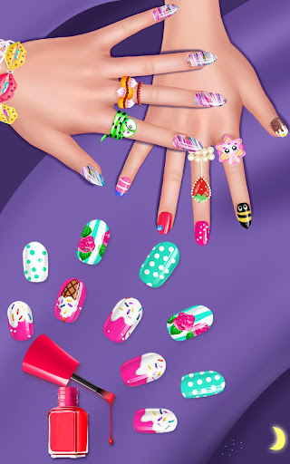 Nail Salon - Girls Nail Design 1.2 Screenshots 15