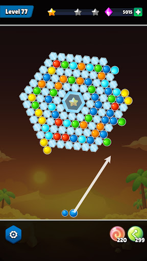 Bubble Crush Saga - Spinner Shooting Game 1.2 screenshots 2