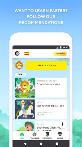English with Lingualeo android2mod screenshots 4
