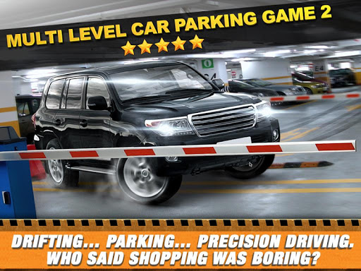 Multi Level Car Parking Game 2 android2mod screenshots 11