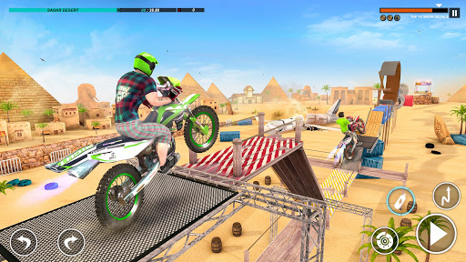 Bike Stunt 2 Bike Racing Games - New Games 2020 1.27 screenshots 1