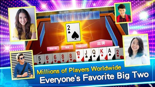 u795eu4f86u4e5fu64b2u514bPoker - Big2, Sevens, Landlord, Chinese Poker 10.3.5 screenshots 1