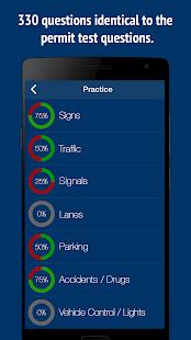 Tennessee DMV Permit Practice Test Prep 2020  - TN