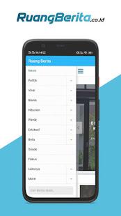 Download Ruang Berita For PC Windows and Mac apk screenshot 1
