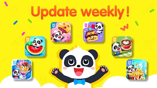Baby Panda World Screenshot