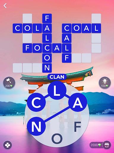 Words of Wonders: Crossword to Connect Vocabulary Apkfinish screenshots 9