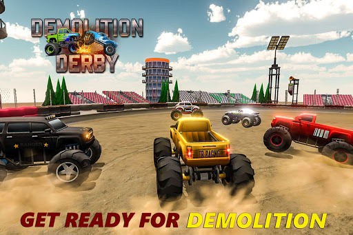Demolition Derby 2021 - Monster Truck Destroyer modavailable screenshots 6