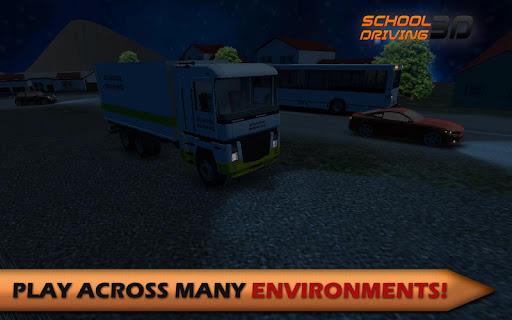 School Driving 3D 2.1 screenshots 14