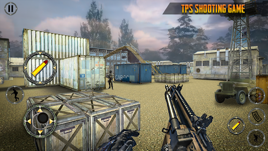 TPS Commando Battleground Mission: Shooting Games Hack & Cheats Online 1