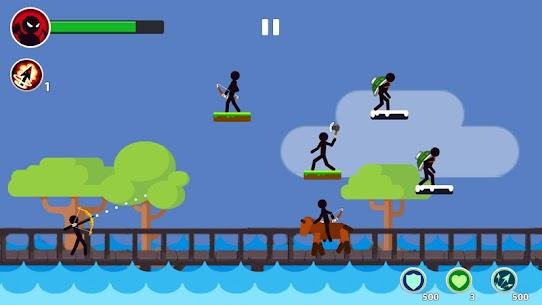 Stickman Archery Master – Archer Puzzle Warrior [MOD Version] 5