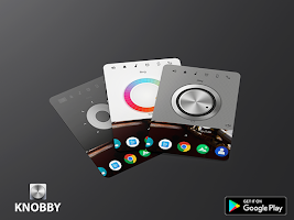 Knobby - knob volume control - volume widget