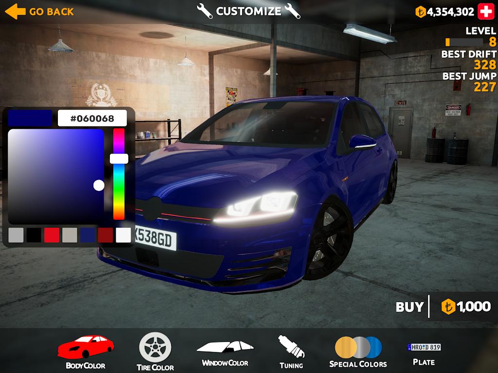 Fast&Grand: Car Driving Simulator Free Roam Games poster 11