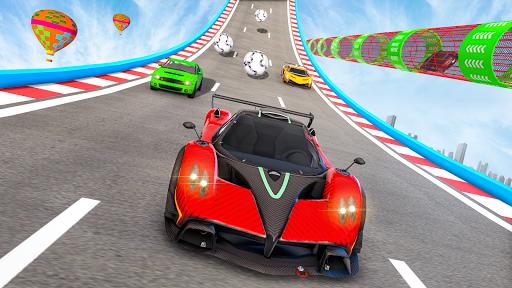 Classic Car Stunt Games u2013 GT Racing Car Stunts  Screenshots 10