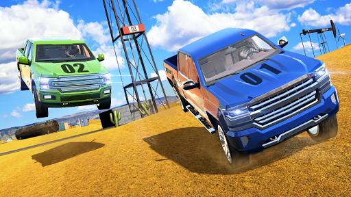 Offroad Pickup Truck Simulator  Screenshots 13