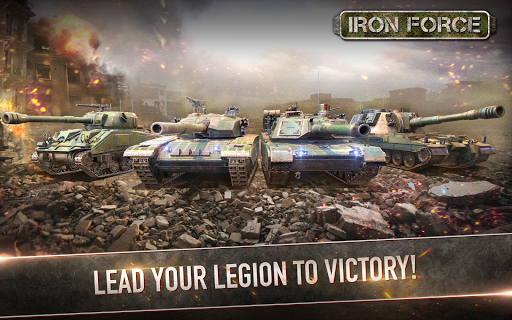 Iron Force  screenshots 11