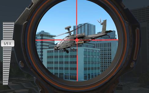 Modern Sniper Shot 3D : Real US Commando Mission 7