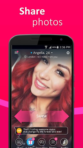 Meet4U - Chat, Love, Singles! apktram screenshots 2