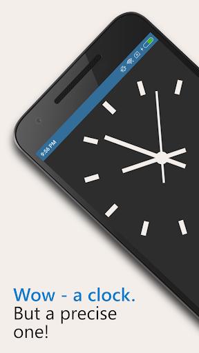 AtomicClock u2014 NTP Time (with widget) 1.7.6 screenshots 1