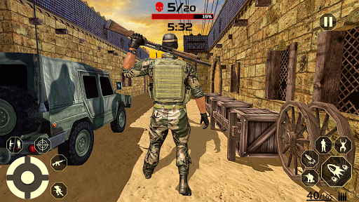 FPS Shooter Game: Offline Gun Shooting Games Free 1.1.4 screenshots 9