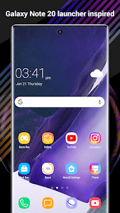 Perfect Note20 Launcher for Galaxy Note,Galaxy S A 5.1.1 (Premium)