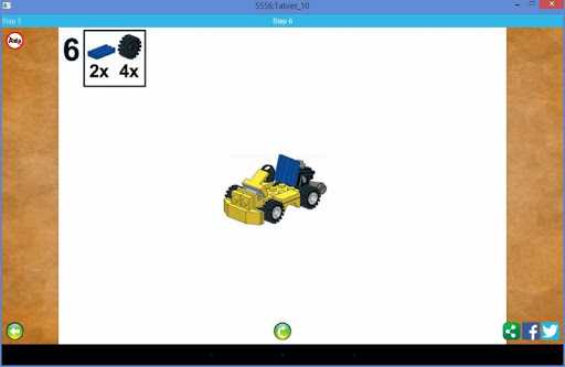 Cars in Bricks screenshots 9