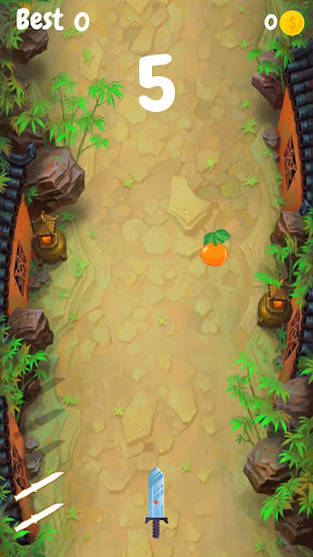 knife hit fruits screenshot 2