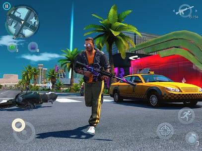 Gangstar Vegas Mod APK( Version 5.2.0p ) World of Crime 11