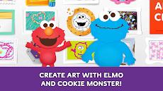Sesame Street Art Makerのおすすめ画像4