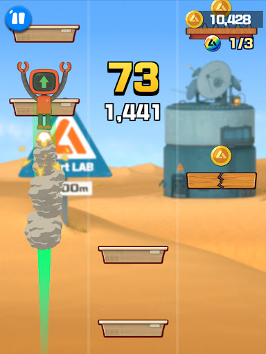 Maca&Roni: Jump Action Arcade 1.1.9 screenshots 13