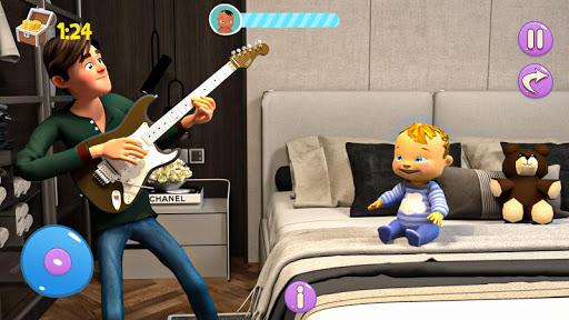 Real Mother Baby Games 3D: Virtual Family Sim 2019  screenshots 3