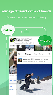 Dual Space Lite VIP MOD APK – Multiple Accounts & Clone App 4